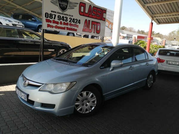 2007 Honda Civic 1.8 Lxi At  Gauteng Randburg_0