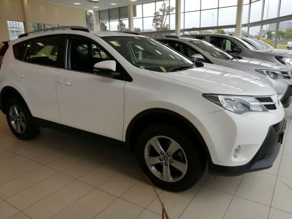 2015 Toyota Rav 4 2.0 GX Auto Western Cape George_0