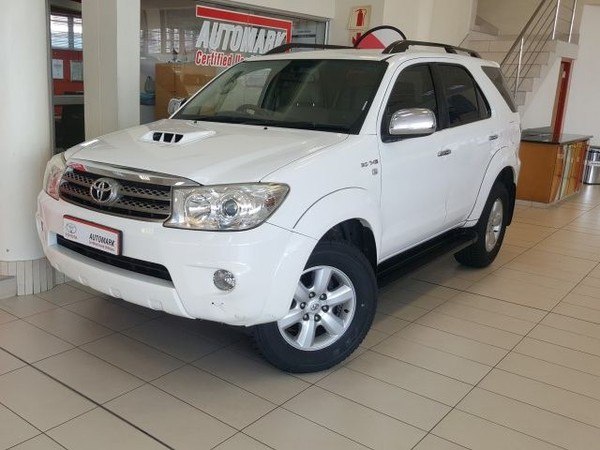 2011 Toyota Fortuner 3.0d-4d Rb At  Kwazulu Natal Durban_0