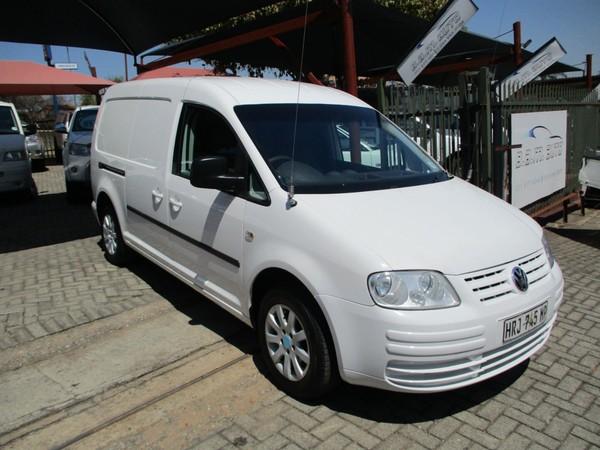 2010 Volkswagen Caddy Maxi 1.9 Tdi Fc Pv  Mpumalanga Nelspruit_0