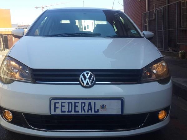 2016 Volkswagen Polo Vivo 1.6 Trendline Gauteng Johannesburg_0