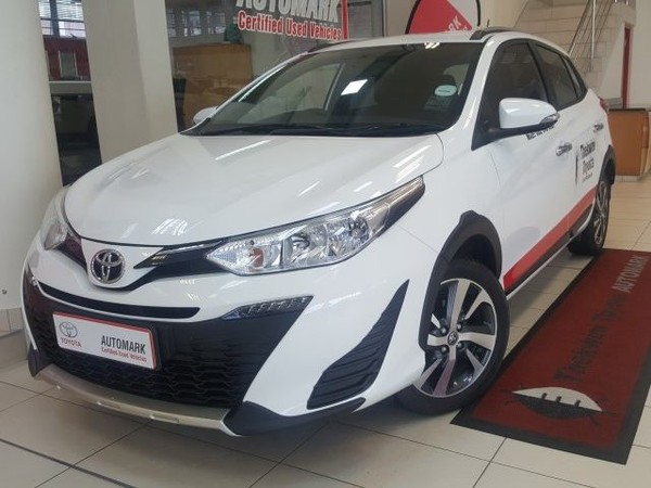 2019 Toyota Yaris 1.5 Cross 5-Door Kwazulu Natal Durban_0