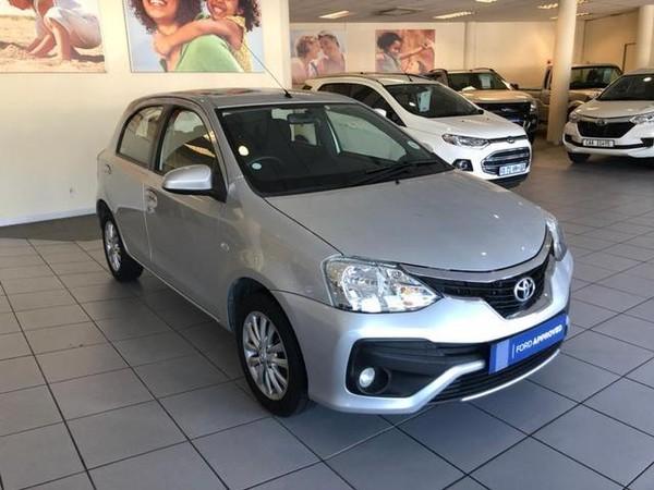 2017 Toyota Etios 1.5 Xs 5dr  Western Cape Ottery_0