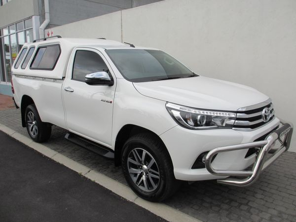 2018 Toyota Hilux 2.8 GD-6 Raider 4X4 Single Cab Bakkie Western Cape Table View_0