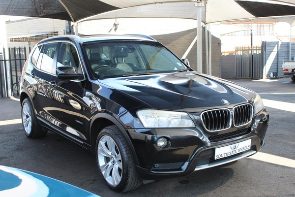 Used BMW X3 Xdrive20d A/t for sale in Gauteng - Cars co za