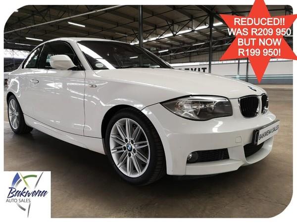 2013 BMW 1 Series 120d Coupe At  Gauteng Karenpark_0