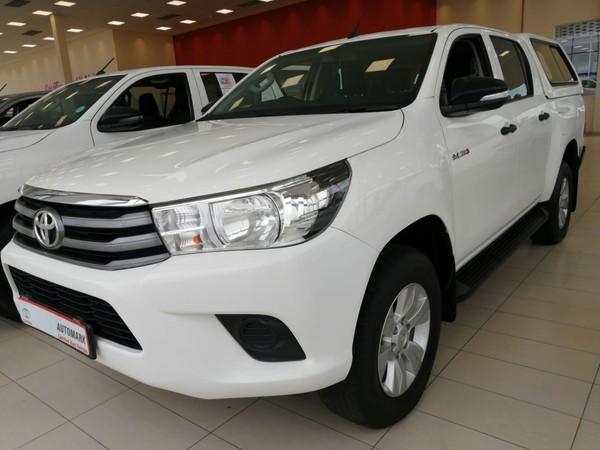 2017 Toyota Hilux 2.4 GD-6 SRX 4x4 Double Cab Bakkie Western Cape George_0