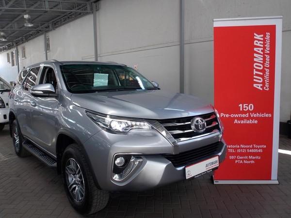 2016 Toyota Fortuner 2.8GD-6 4X4 Gauteng Pretoria North_0