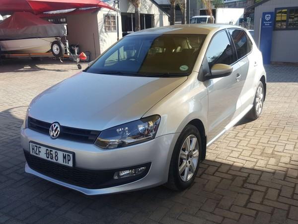 2013 Volkswagen Polo 1.6 Comfortline 5dr  Mpumalanga Nelspruit_0