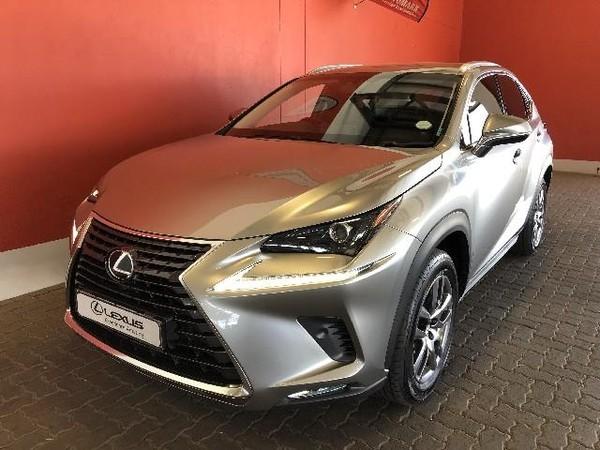 2019 Lexus NX 2.0 T EX Free State Bloemfontein_0