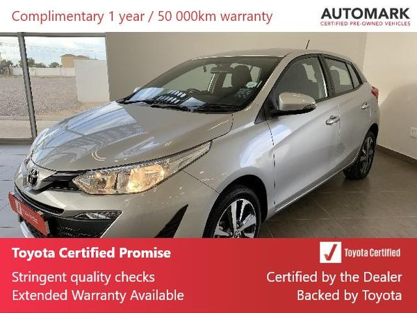 2018 Toyota Yaris 1.5 Xs CVT 5-Door North West Province Vryburg_0