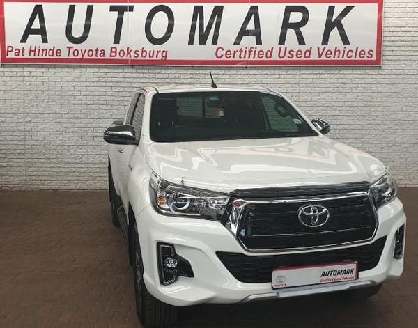 2019 Toyota Hilux 2.8 GD-6 RB Raider PU ECAB Gauteng Boksburg_0
