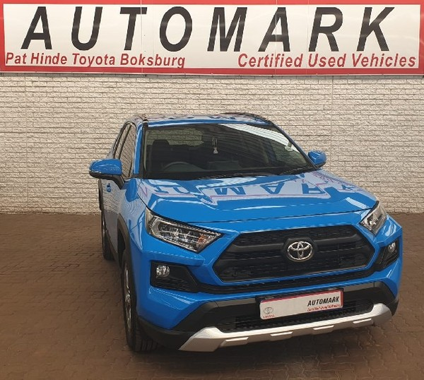 2019 Toyota Rav 4 2.0 GX-R CVT AWD Gauteng Boksburg_0