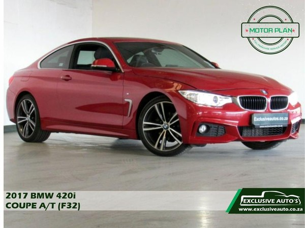 2017 BMW 4 Series Coupe Auto Gauteng Pretoria_0
