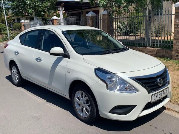 2017 Nissan Almera 1.5 Acenta Western Cape Paarl_0