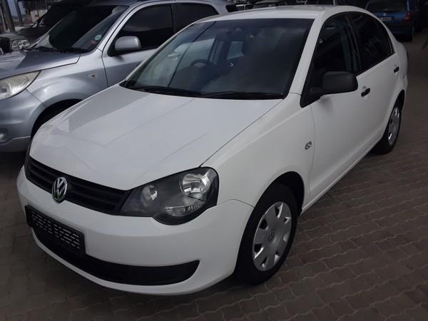 2012 Volkswagen Polo Vivo 1.4 Trendline Western Cape Paarl_0