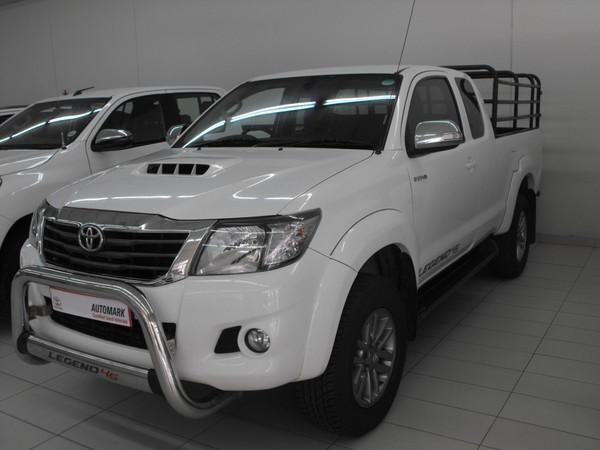 2015 Toyota Hilux 3.0D-4D LEGEND 45 4X4 XTRA CAB PU Mpumalanga Standerton_0