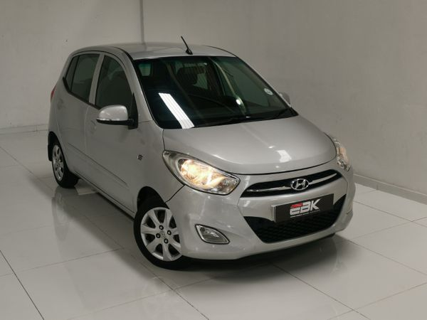 2012 Hyundai i10 1.2 Gls  Gauteng Rosettenville_0
