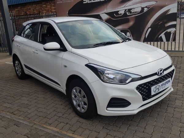 2018 Hyundai i20 1.2 Motion Gauteng Boksburg_0