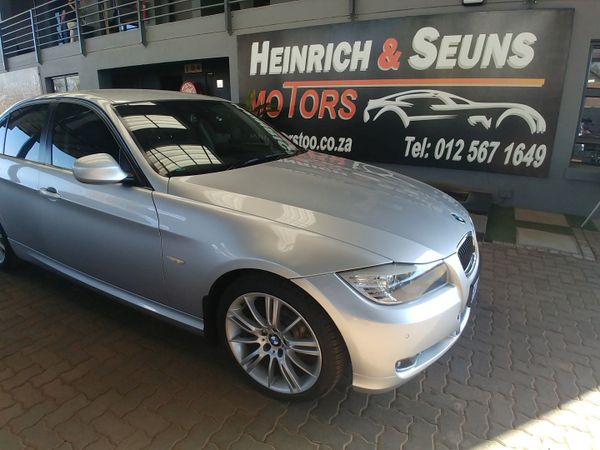 2011 BMW 3 Series 320i At e90  Gauteng Pretoria_0