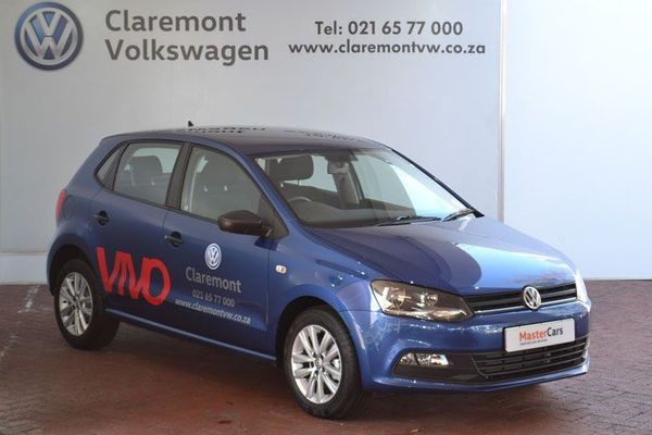 2019 Volkswagen Polo Vivo 1.4 Trendline 5-Door Western Cape Claremont_0