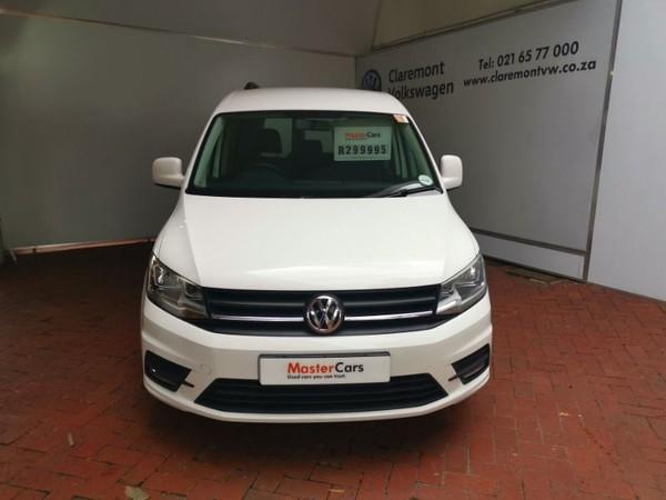 2019 Volkswagen Caddy 1.0 TSI Trendline Western Cape Claremont_0
