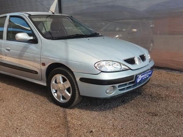 2002 Renault Megane 1.6 Privelege  Gauteng Pretoria_0