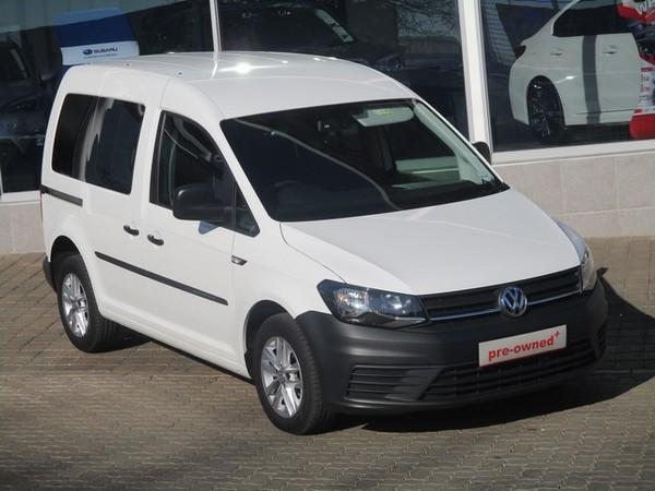 2018 Volkswagen Caddy Caddy4 Crewbus 1.6i 7-Seat Gauteng Roodepoort_0