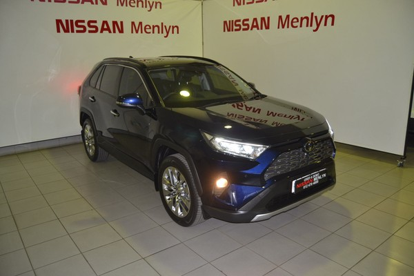 2019 Toyota Rav 4 2.0 VX CVT Gauteng Pretoria_0