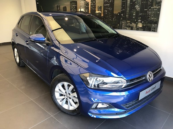 2018 Volkswagen Polo 1.0 TSI Comfortline Free State Bloemfontein_0
