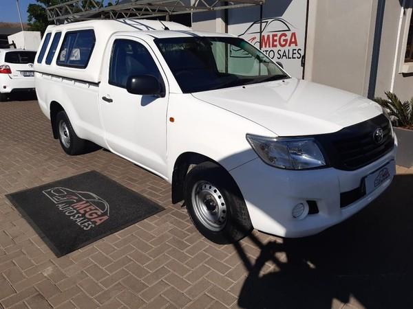 2011 Toyota Hilux 2.5 D-4d S Pu Sc  Gauteng Pretoria_0