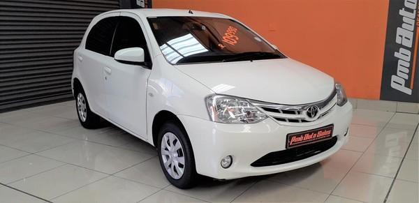 2013 Toyota Etios 1.5 Xs 5dr  Kwazulu Natal Pietermaritzburg_0