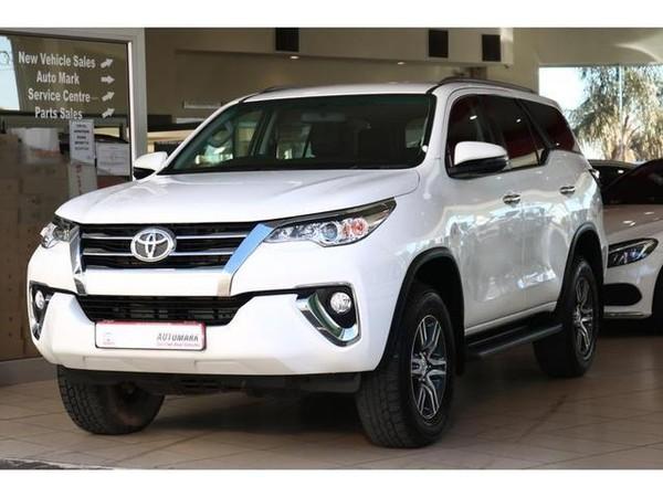2018 Toyota Fortuner 2.4GD-6 RB Auto Gauteng Johannesburg_0