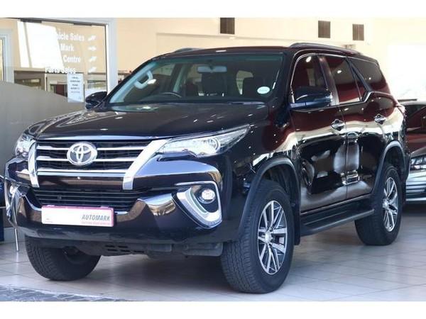 2018 Toyota Fortuner 2.8GD-6 4X4 Auto Gauteng Johannesburg_0