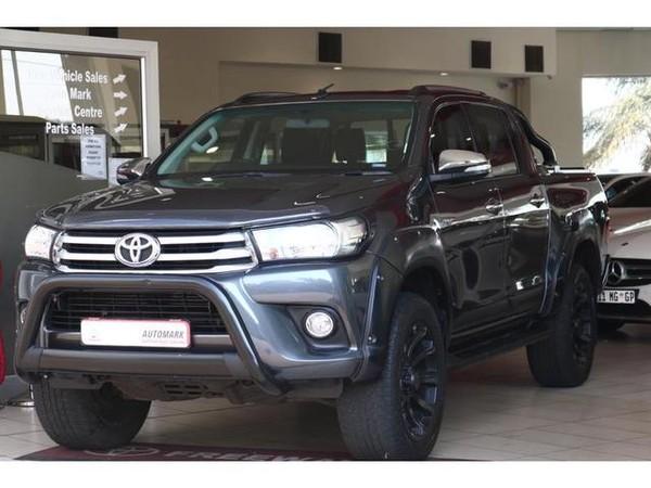 2016 Toyota Hilux 2.8 GD-6 RB Raider Double Cab Bakkie Auto Gauteng Johannesburg_0