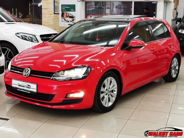2015 Volkswagen Golf VII 1.4 TSI Comfortline DSG Kwazulu Natal Newcastle_0