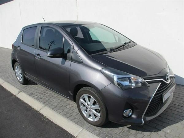 2016 Toyota Yaris 1.3 CVT 5-Door Western Cape Table View_0