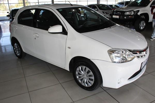 2017 Toyota Etios 1.5 Xi 5dr  Gauteng Alberton_0