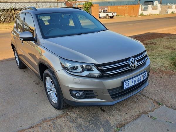 2011 Volkswagen Tiguan 2.0 Tdi Bmot Trend-fun  Gauteng Waterkloof_0