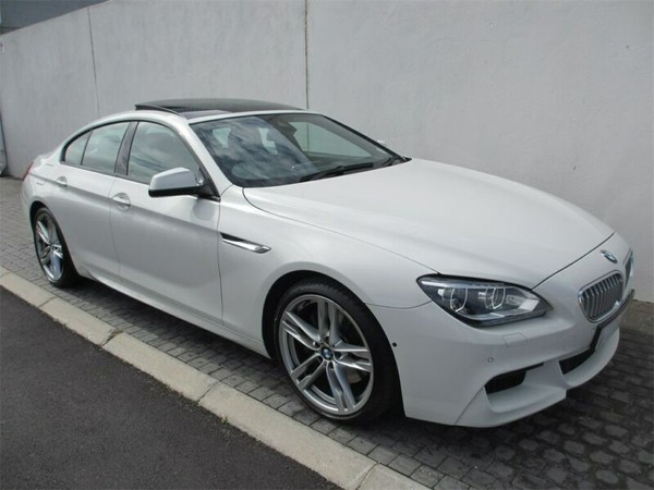 2013 BMW 6 Series 650i Gran Coupe Individual  Western Cape Table View_0