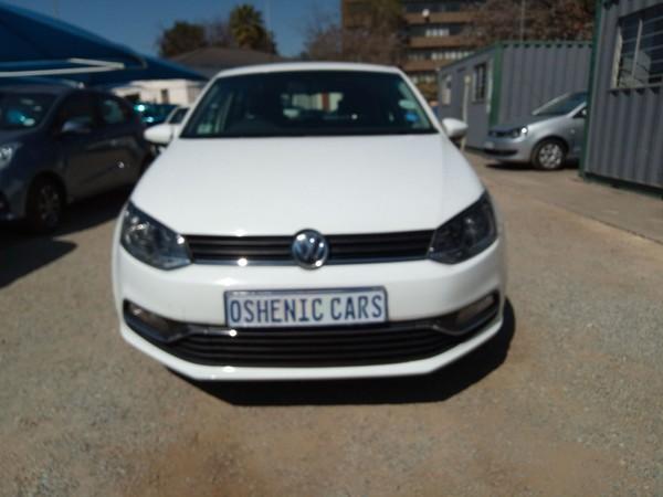 2014 Volkswagen Polo 1.2 TSI Comfortline 66KW Gauteng Kempton Park_0