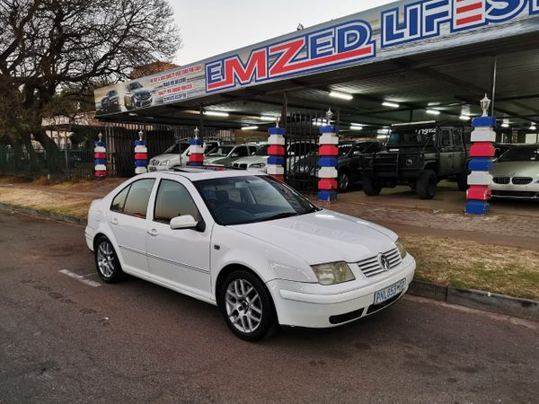 2003 Volkswagen Jetta 4 2.3 V5  Gauteng Benoni_0