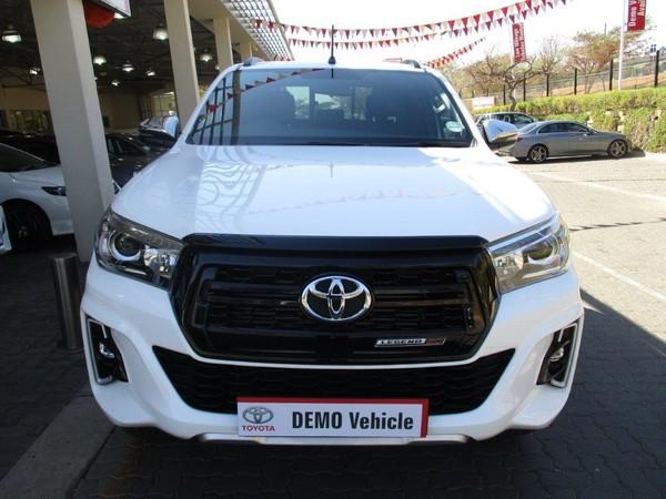 2019 Toyota Hilux 2.8 GD-6 RB Auto Raider Double Cab Bakkie Gauteng Pretoria_0