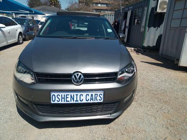 2012 Volkswagen Polo 1.6 Comfortline 5dr  Gauteng Kempton Park_0