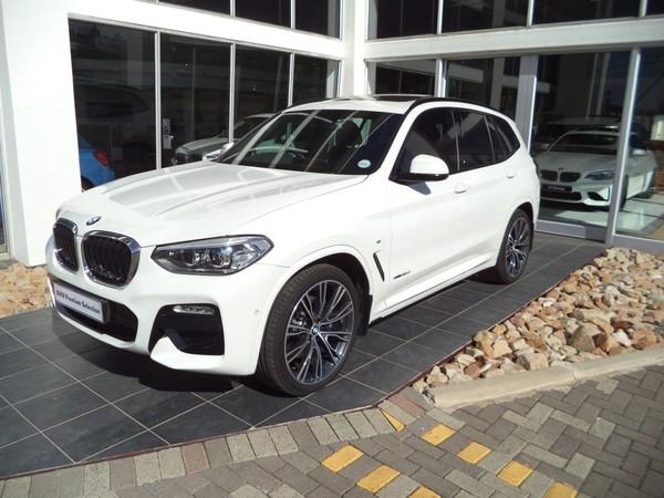 2018 BMW X3 xDRIVE 20d M-Sport G01 Mpumalanga Secunda_0