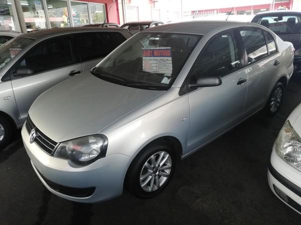 2012 Volkswagen Polo Vivo 1.4 5Dr Western Cape Cape Town_0