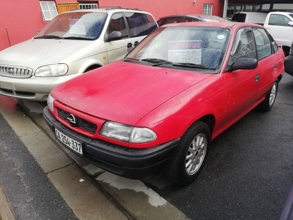 1995 Opel Astra 140  Western Cape Cape Town_0