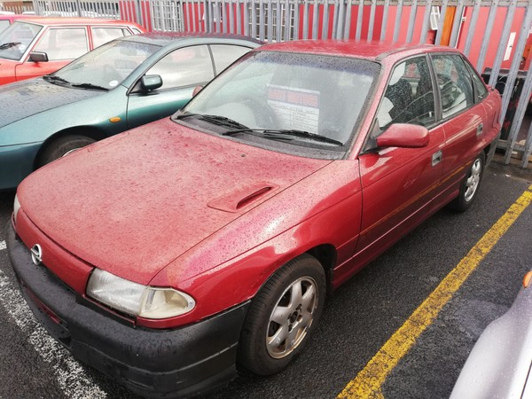 1995 Opel Astra 200i  Western Cape Cape Town_0