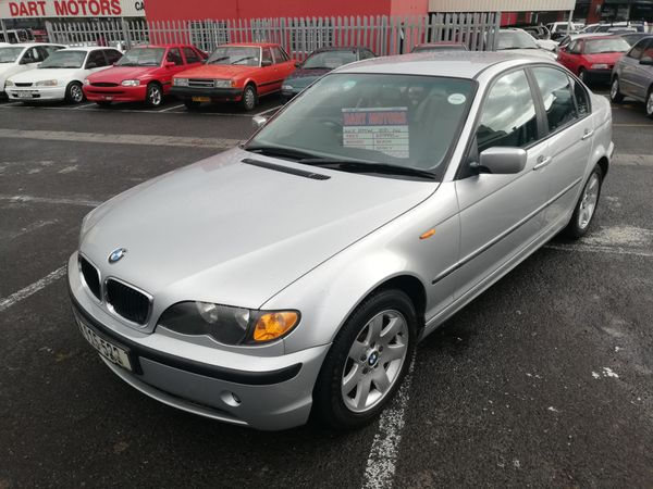 2003 BMW 3 Series 318i e46  Western Cape Cape Town_0