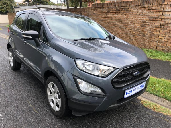 2018 Ford EcoSport 1.5TDCi Ambiente Western Cape Cape Town_0